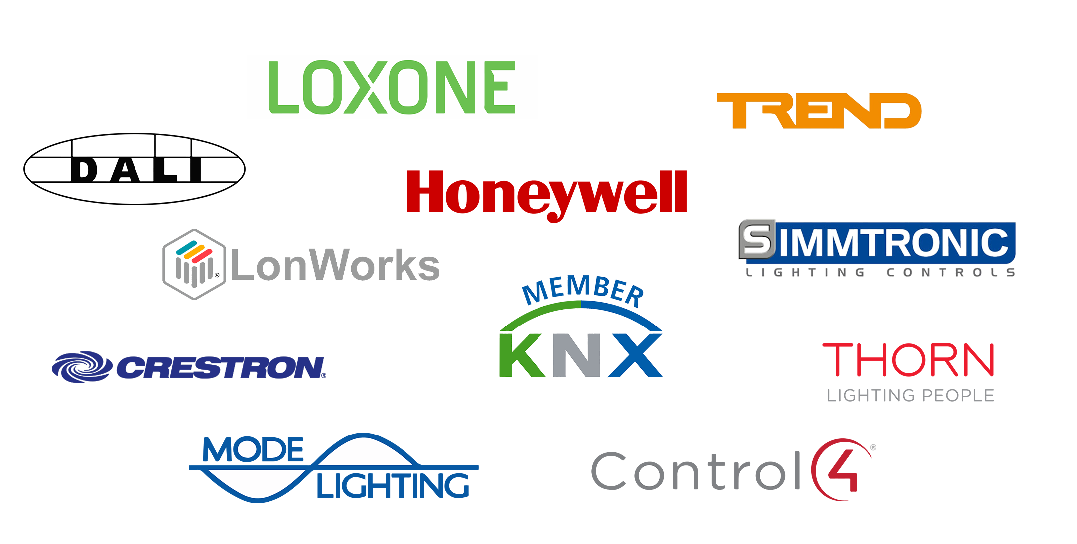 Lighting Control & BMS Logos